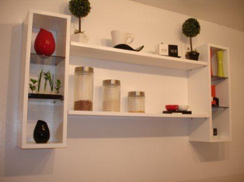 Repisa varios ideas cocina pinterest repisas de for Como hacer estantes de cocina