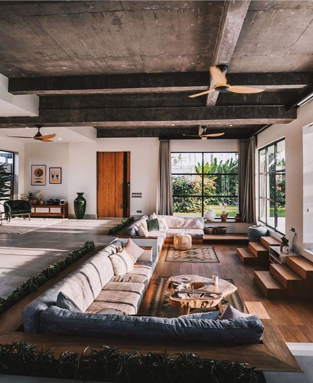 Sunken Living Room Wild Country Fine Arts Sunken living room means