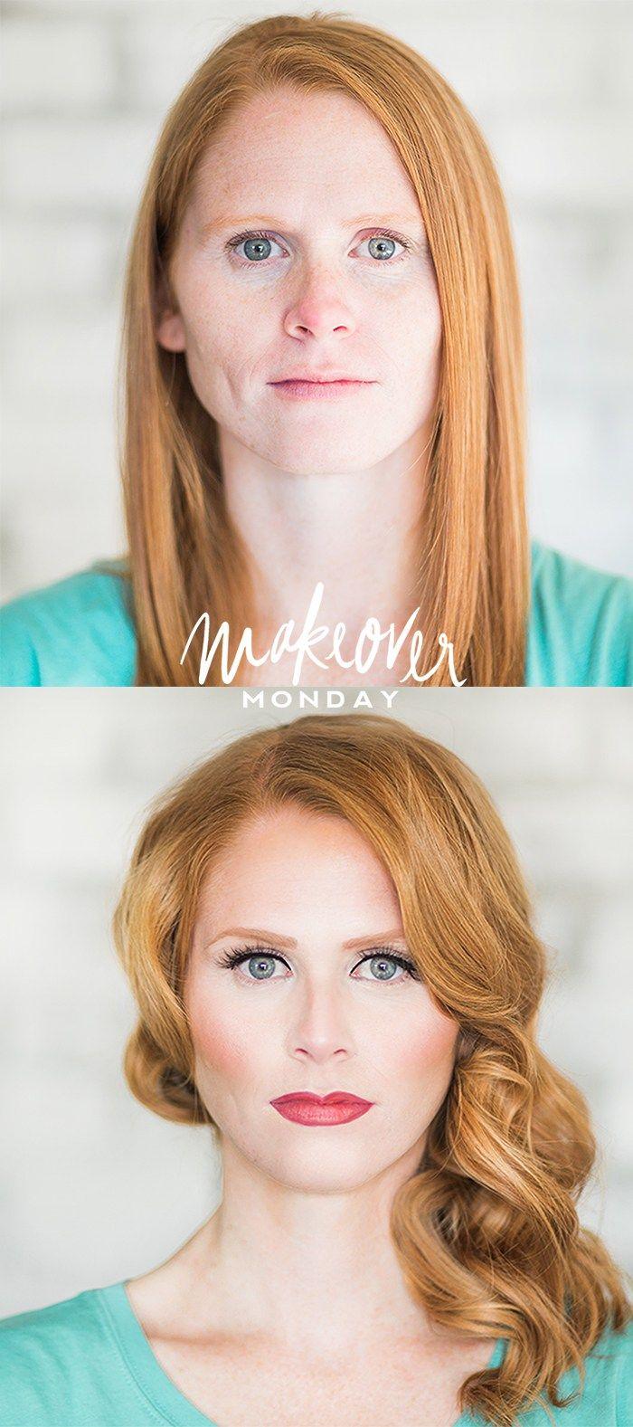 Makeover Monday McKenzie Glam (Maskcara) | Maskcara beauty