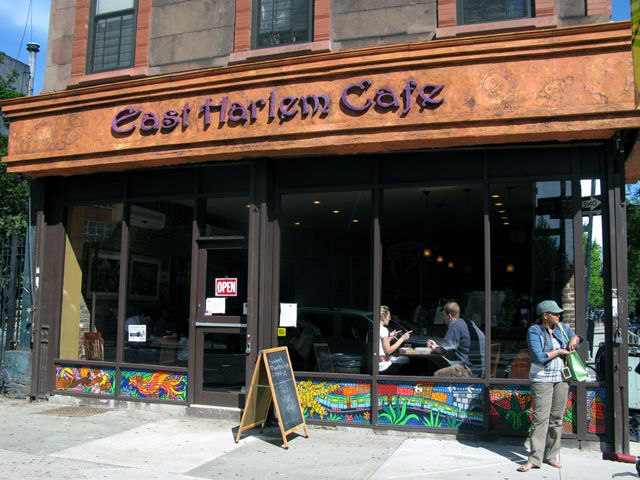 East Harlem Cafe, New York City
