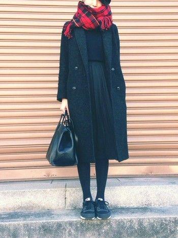 やっぱりスカートが好き 冬のおしゃれなスカートの着こなしまとめ キナリノ ファッション ファッションアイデア ロンドンファッション