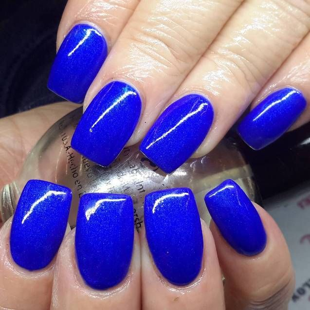 Experience The Glamorous Style Of Royal Blue Nail Designs Be Modish Royal Blue Nails Designs Blue Nail Designs Royal Blue Nails