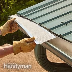 The Best Gutter Guards For Your Home Diy Gutters Gutter