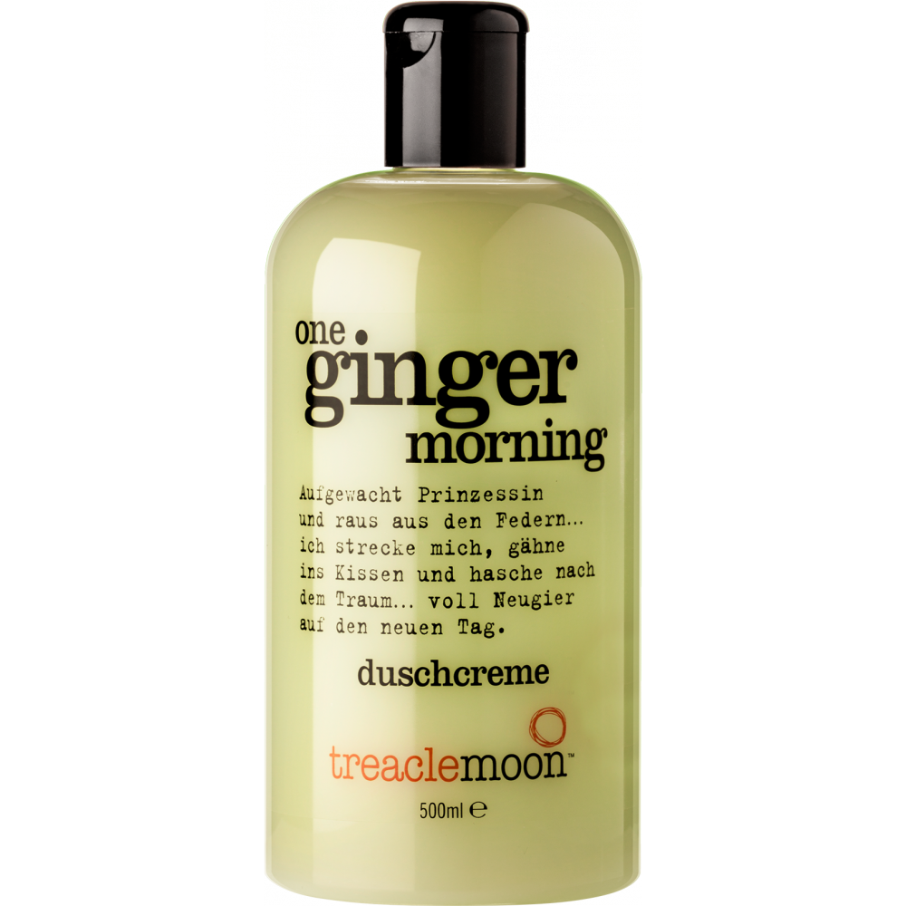Treaclemoon Duschcreme One Ginger Morning Treaclemoon Zahnpasta Creme