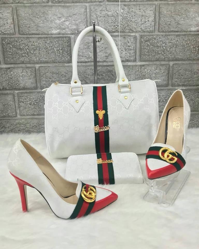 Gucci 2404 - Çanta, Topuklu Ayakkabı, Cüzdan Kombin   MODA FEMININA ... a87d952756