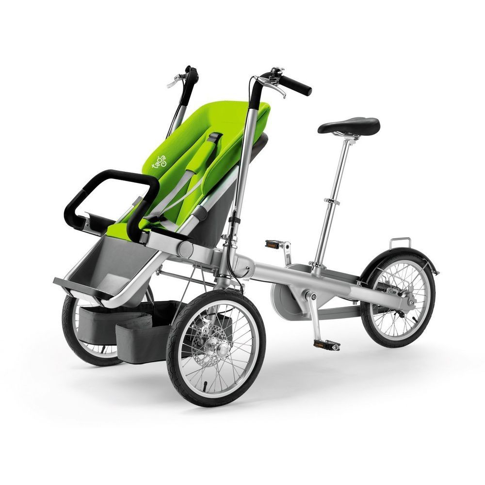 Details about Stroller Tricyles Bike 2in1 For Kids 16