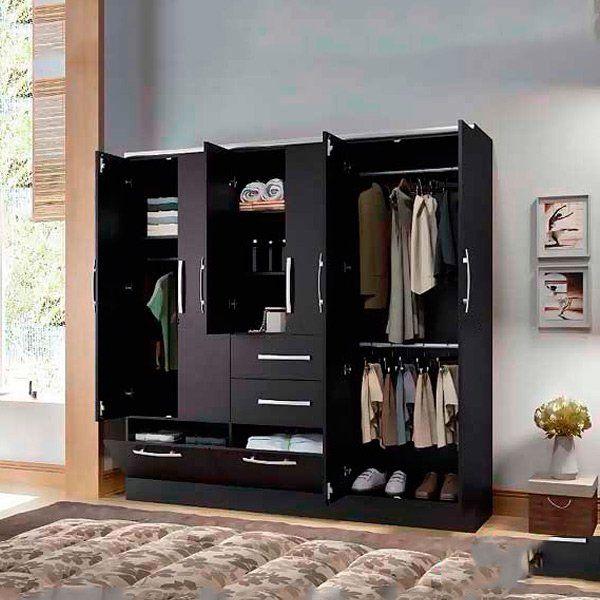 12 roperos incre bles de dise o moderno idea en 2019 - Muebles de madera modernos ...
