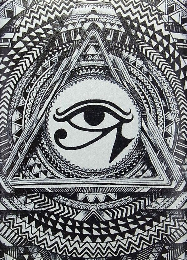 Eye See You Illuminati Illuminati Tattoo Egyptian