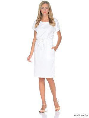 566a05648 vestidos blancos para graduacion