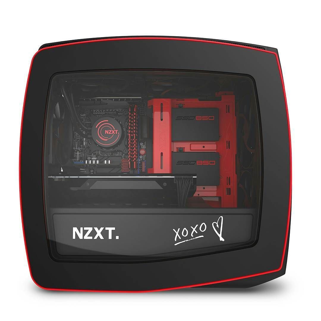 Happy Valentine's Day from NZXT!