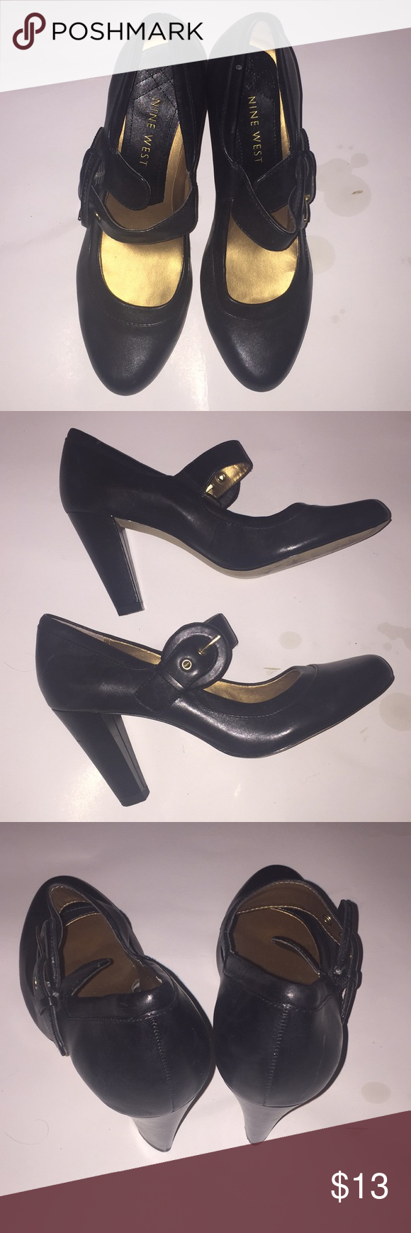 c37bef9624fe Nine West Shoes - Size 61 2 Genuine leather. Very good condition. 3