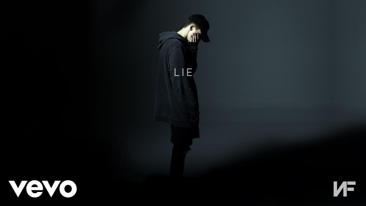 Nf Lie Audio Youtube Nf Real Music Song Artists Music Videos