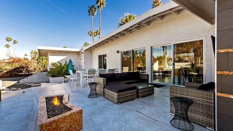 Midcentury homes in Coachella Valley for under 1 million
