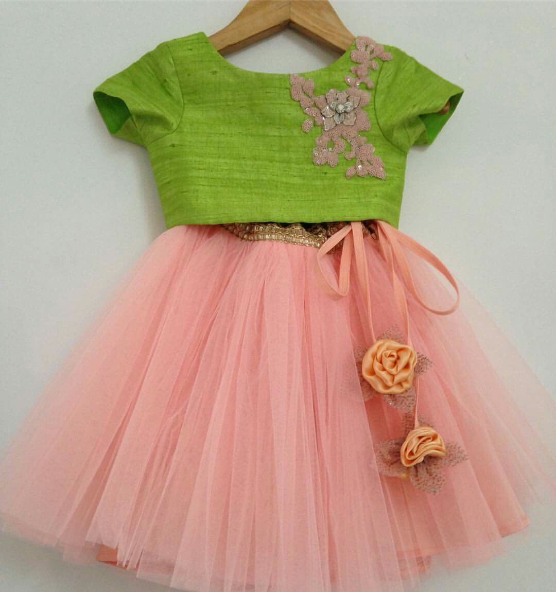 4a34ae11f5647 Lehanga for Nuha baby girl | Kids and Baby style | Kids frocks, Baby ...