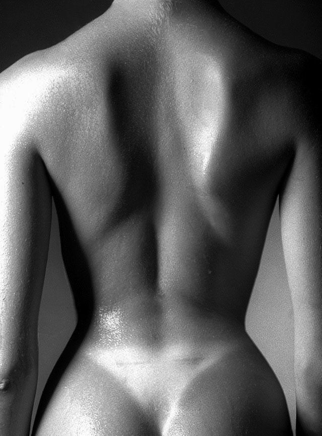 Female Back | Anatomy | Pinterest