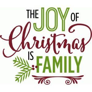 joy of christmas is