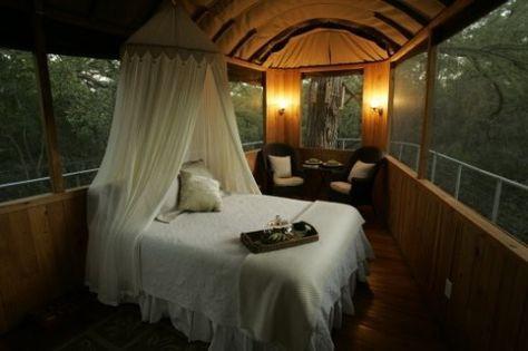 Treehouse Hotel In Austin Texas You Have To Zipline To Get To It Quarto Dos Sonhos Casas Decoracao Com Madeira