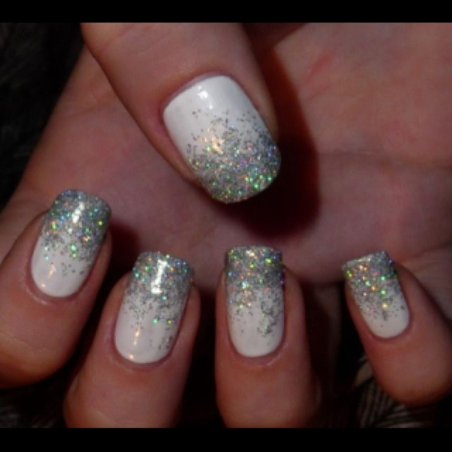 Elegant nails great for any occasion!