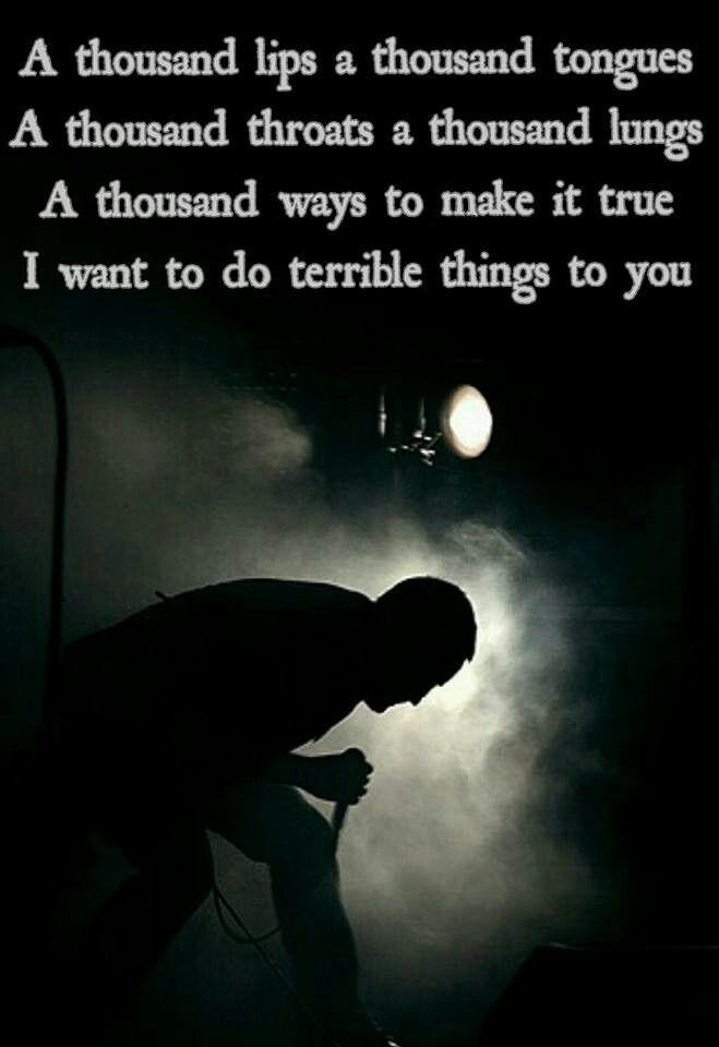 NIN lyrics | like ya knowwww whatever | Pinterest | Trent reznor ...