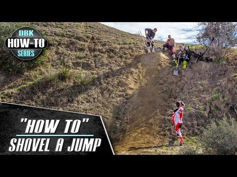 Twitch How To Build Jumps Youtube Motocross Tracks Dirt