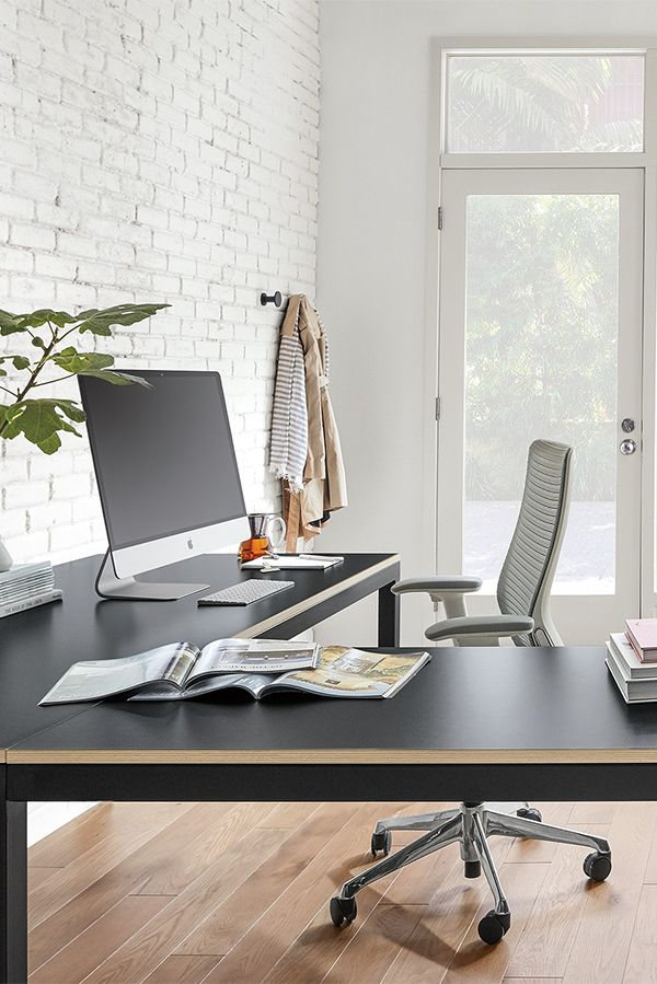 Create A Functional Home Office With A Parsons L Shaped Desk