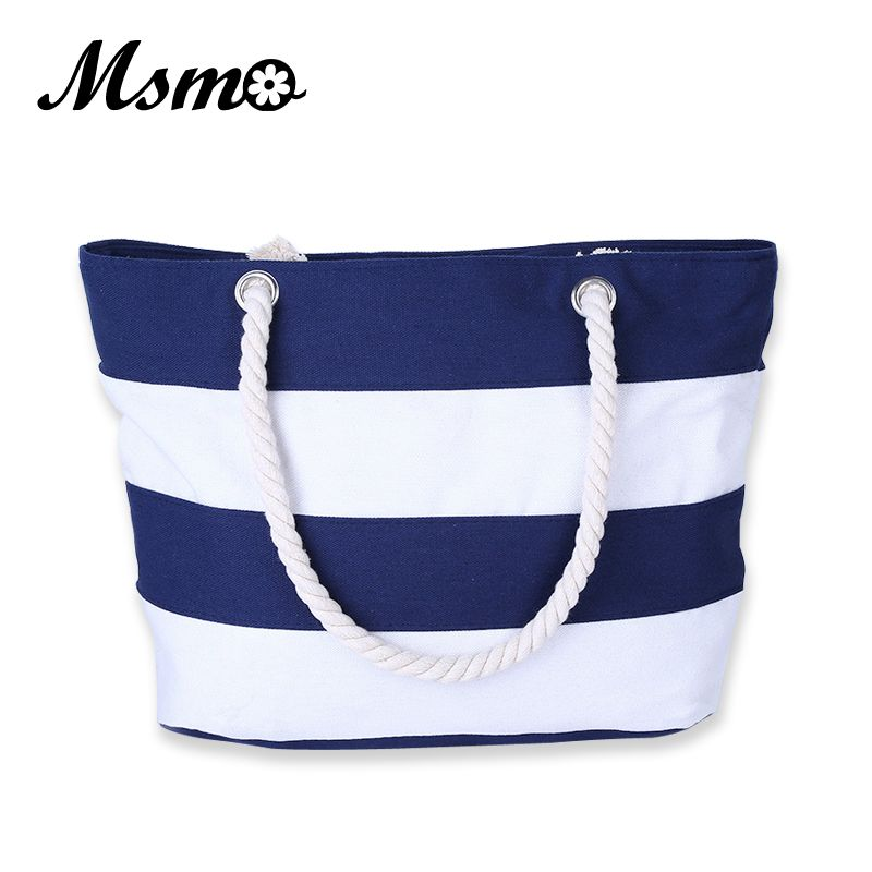 New Women Canvas Stripes Print Tote Handbag //LIMITED TIME Price: $17.00 on sale from $ 19.70 & FREE Shipping //     #accessorize #fashion