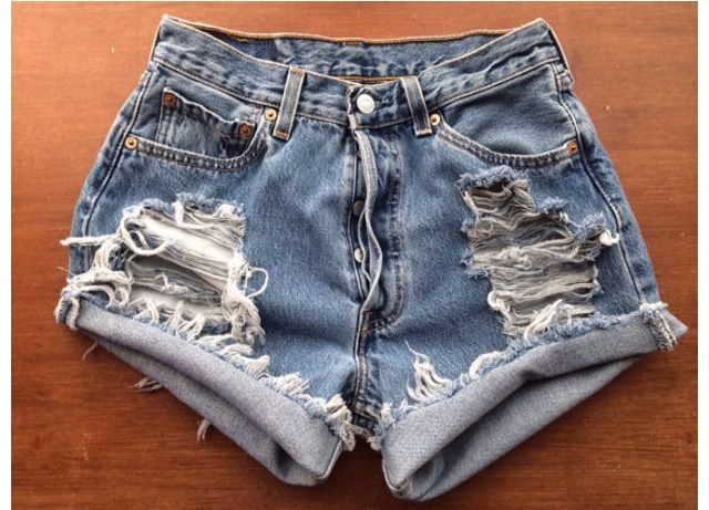 695544b91a9a77 Too cute | clothes | Levis high waisted jeans, Jean shorts, Shorts