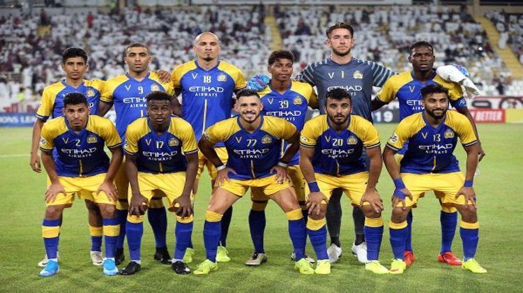 تشكيلة النصر ضد ضمك في الدوري السعودي Football Sports Baseball