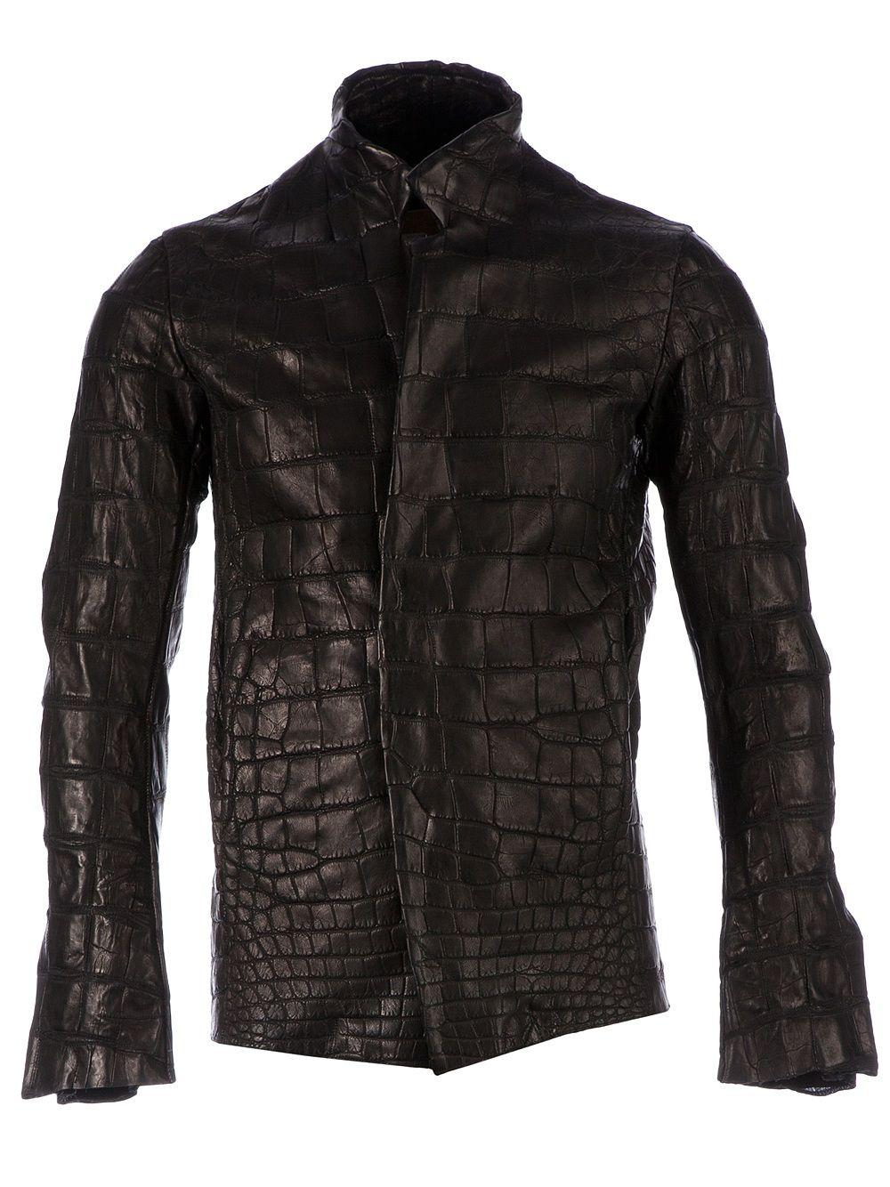 f48bf67cf5c Isaac Sellam Experience - Alligator Skin Jacket | Style, or How I ...