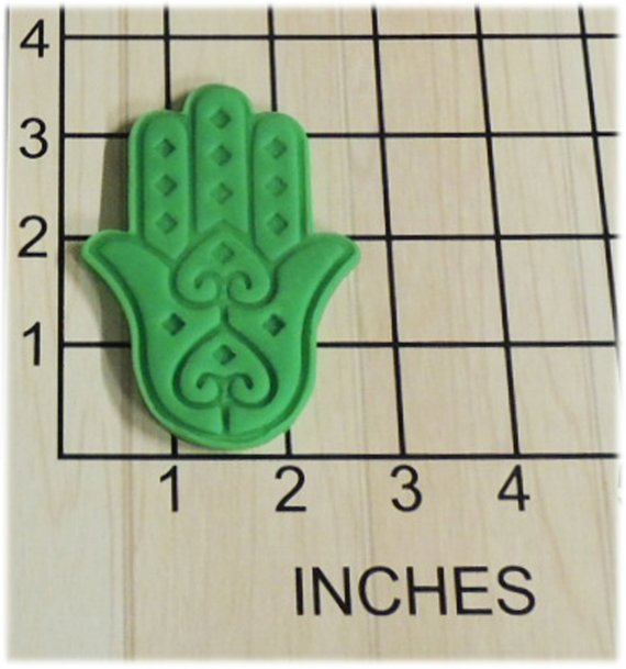 Leprechaun Hat Shamrock Saint Patricks Day Fondant Cookie Cutter and Stamp #1091