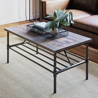 Admirable Lilburn Coffee Table Living Room In 2019 Table Modern Uwap Interior Chair Design Uwaporg