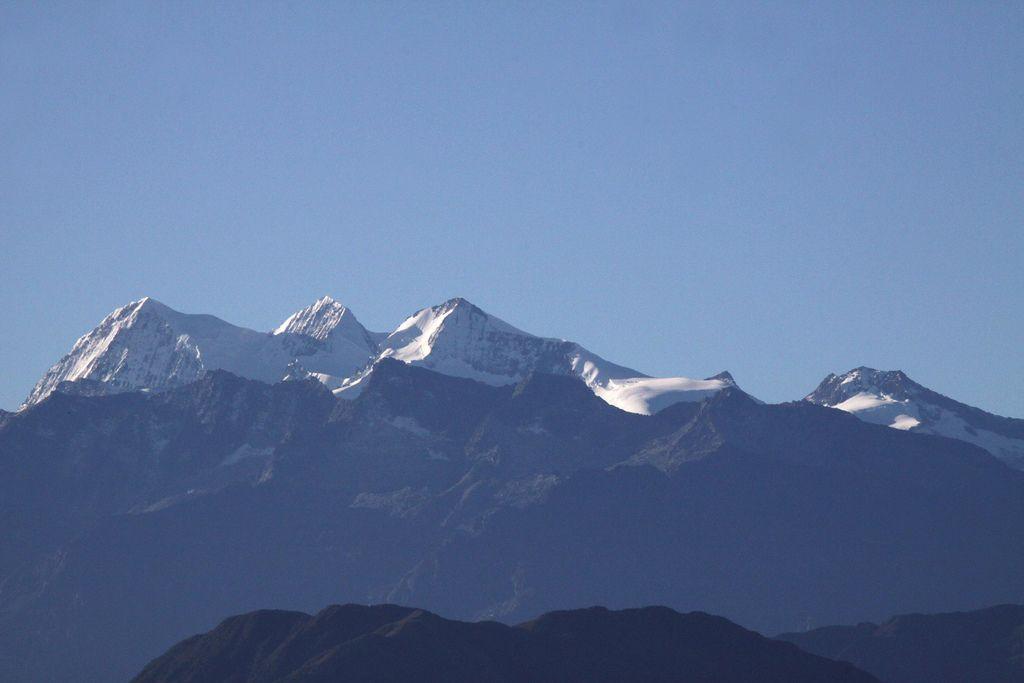6-8-09 Sierra Nevada de Santa Marta NP-Picos Colon & Bolivar