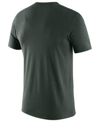 Nike Men's Oakland Athletics Practice T-Shirt - Green L
