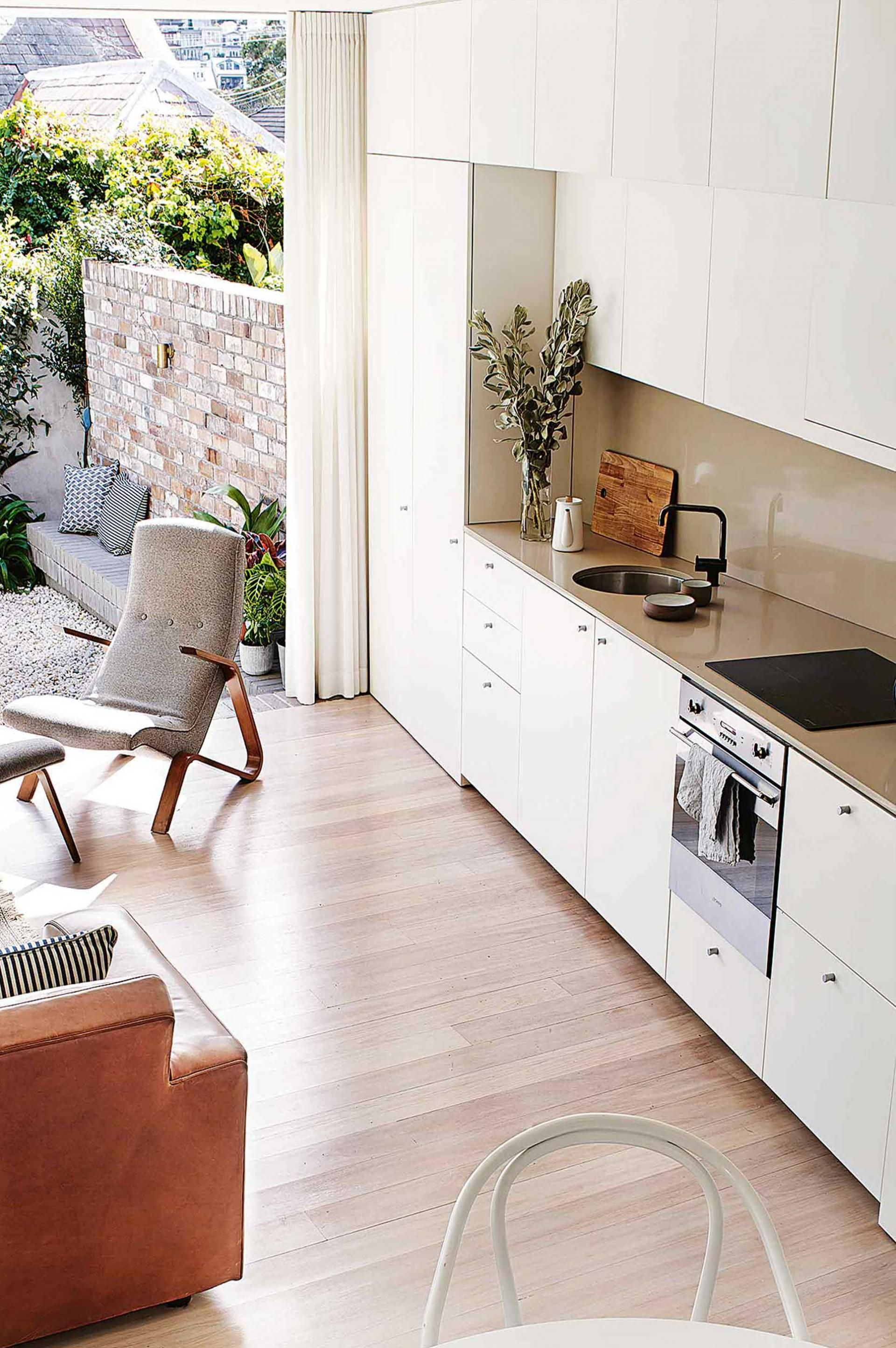9 small kitchen design ideas. Styling by Claire Delmar ...