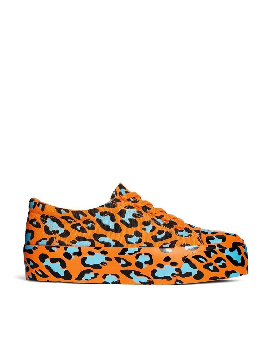 579f2d4ce ASOS | ASOS DEADLINE Flatform Sneakers at ASOS | Throw some shoes on ...