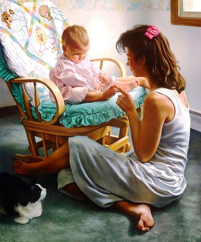 Мать и детя