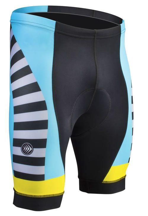 Aero Tech Men S Peloton Shorts Modern Padded Cycling Shorts