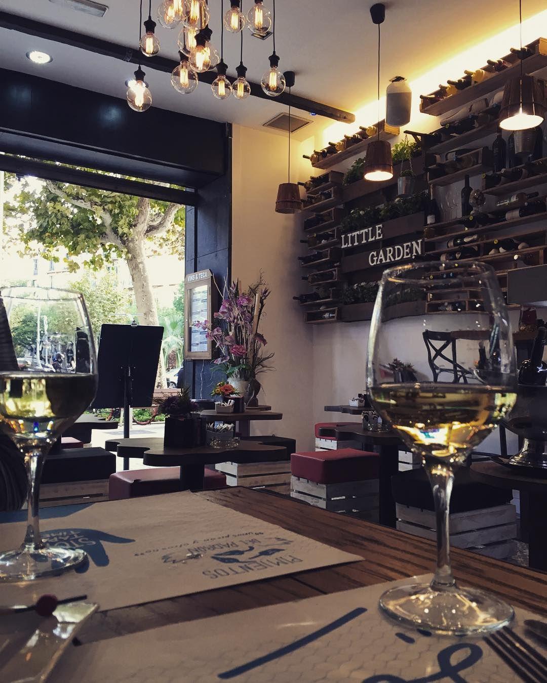 Vins Teka Deliciosa Comida Mediterr Nea Barcelona Cooking  # Muebles Teka Barcelona