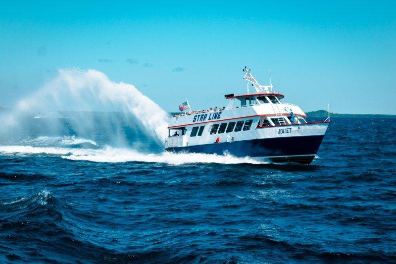 Ferry To Mackinac Island First Timer S Guide To Getting Around Mackinac Island Ferry Mackinac Island Mackinac