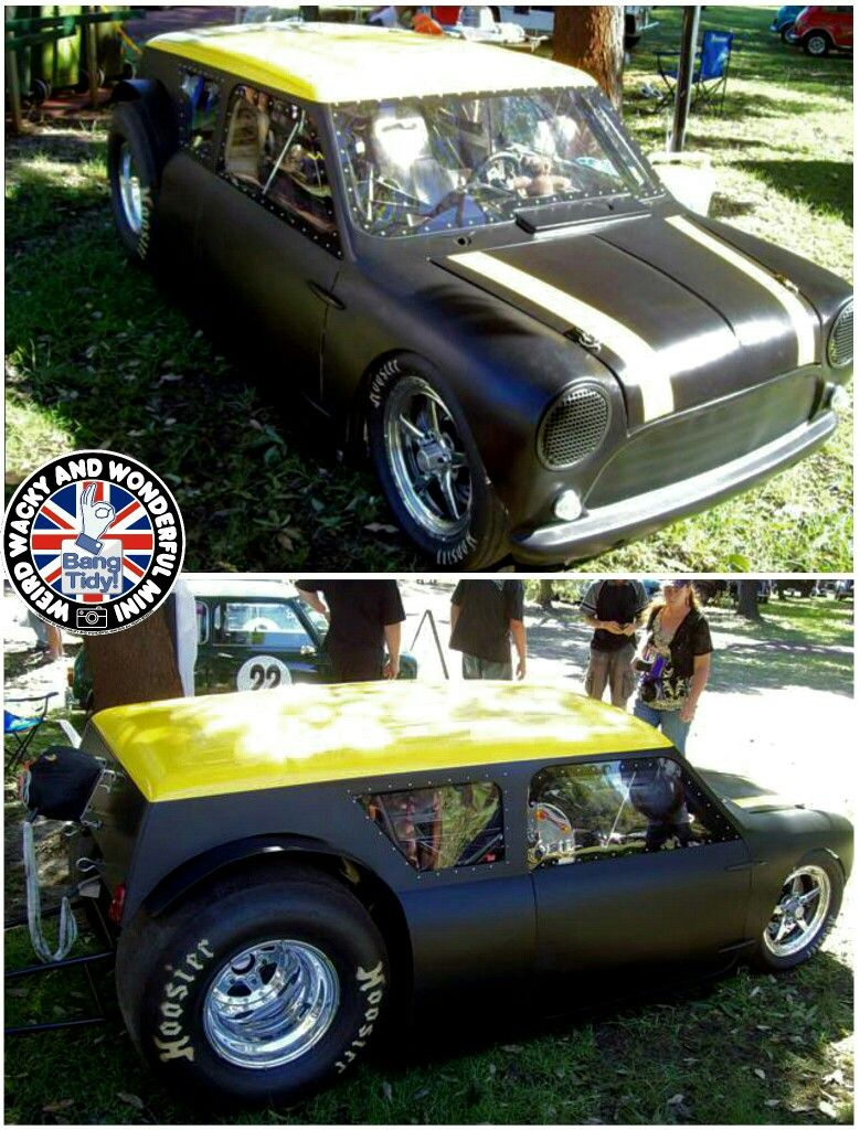 How about this Drag Strip racer for a different take on the ...