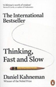 Thinking, fast and slow (Engels)