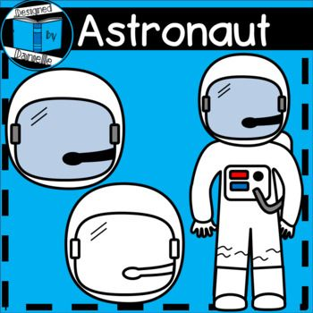 Free Astronaut Clip Art!