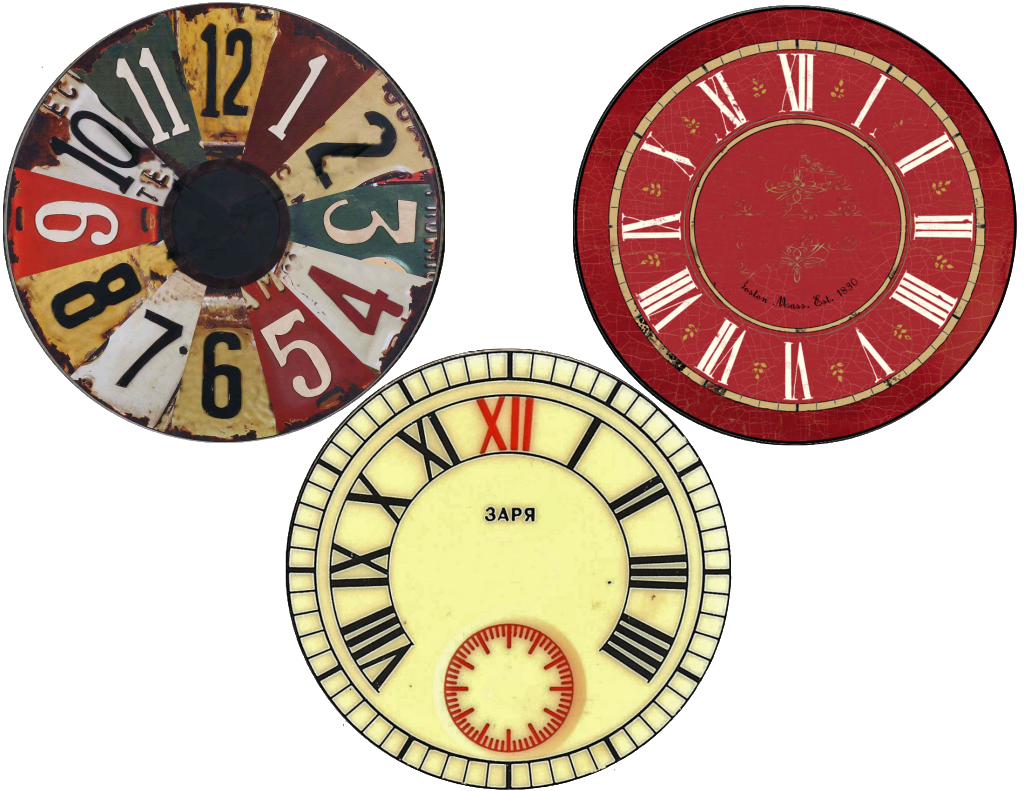 24 best ideas about PRINTABLE CLOCK FACES – Clock Face Template