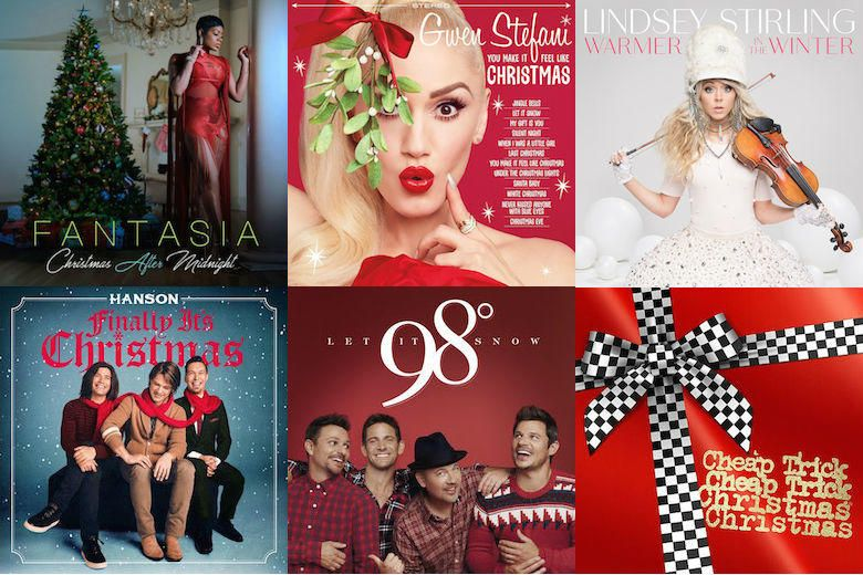 all of the new christmas music you need to be listening to iheartradio
