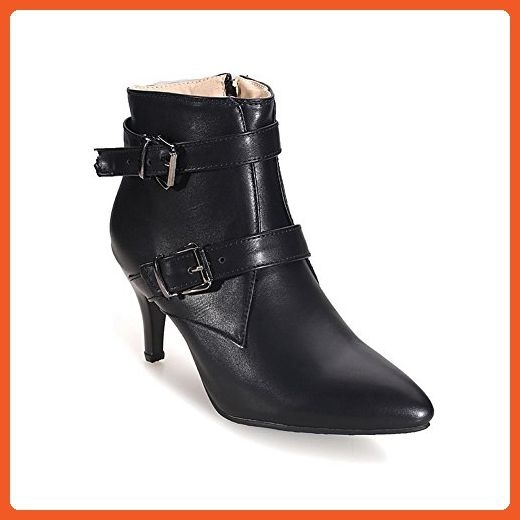 Ladies European Style Mule Casual Imitated Leather Boots