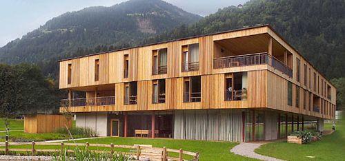 Elderly Housing Design In Europe Peter Zumthorsanatoriumnursing Homessenior