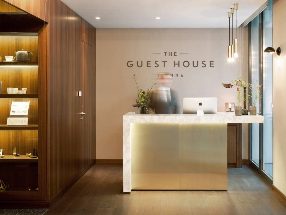 Boutique Hotel Wien The Guesthouse Vienna