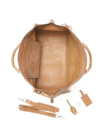 Saddle Weekender Bag - Ralph Lauren Travel Bags - RalphLauren.com