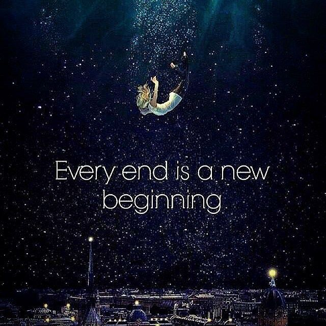 Every End Is A New Beginning Reflection Quotes Thoughts New Beginning Quotes New Life Quotes