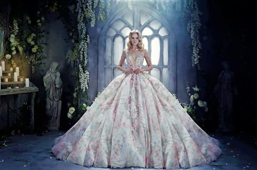 Tony Chaaya Haute Couture Wedding Dress...